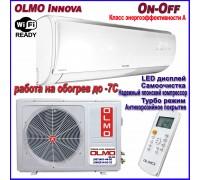 Кондиционер Olmo OSH-08LD7W Innova On-Off
