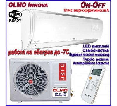 Кондиционер Olmo OSH-18LD7W Innova On-Off - до 50 м2