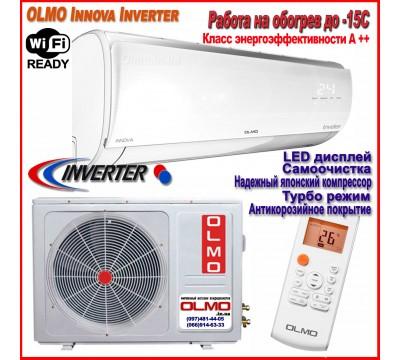 Кондиционер Olmo OSH-18FR9 cерия INNOVA INVERTER R410 до 50 м2