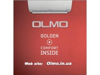 Фирменный всеукраинский интернет-магазин кондиционеров OLMO (Олмо)